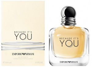 ARMANI EMPORIO BECAUSE IT'S YOU 100ML EDP