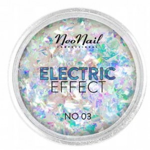 NEONAIL PYŁEK ELECTRIC EFFECT 03 0,3G