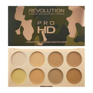 MAKEUP REVOLUTION MORO ULTRA PRO HD LIGHT