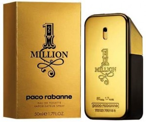 PACO RABANNE 1 ONE MILLION 50ML WODA TOALETOWA