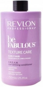 REVLON BE FABULOUS CURLY 750ML ODŻYWKA DO LOKÓW