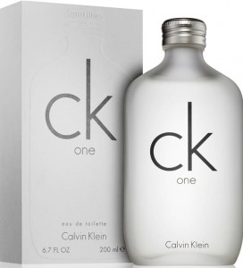CALVIN KLEIN CK ONE 200ML WODA TOALETOWA