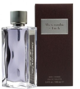 ABERCROMBIE & FITCH FIRST INSTINCT MEN 100ML