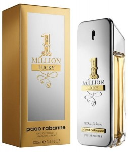 PACO RABANNE 1 MILLION LUCKY 100ML WODA TOALETOWA