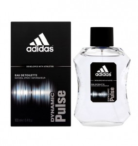 ADIDAS DYNAMIC PULSE 100ML WODA TOALETOWA