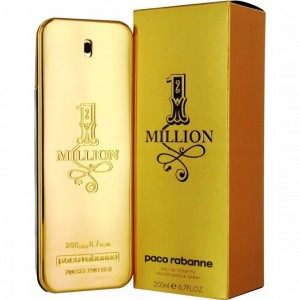 PACO RABANNE 1 ONE MILLION 200ML MILION