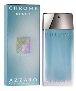 AZZARO CHROME SPORT 100ML WODA TOALETOWA
