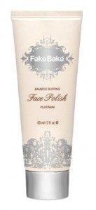 FAKE BAKE PLATINUM FACE BAMBOO BUFFING PEELING