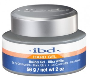 IBD BUILDER GEL - ULTRA WHITE 56G MOCNA BIEL